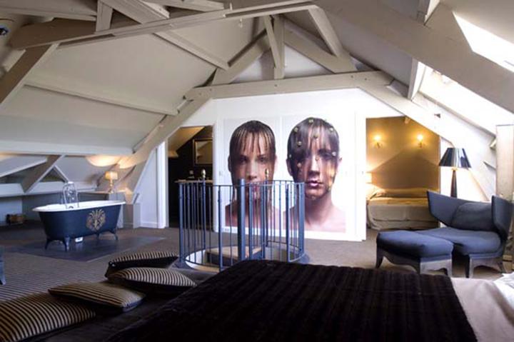 Un hôtel parisien ultra-discret pour se faire oublier… dans le luxe!