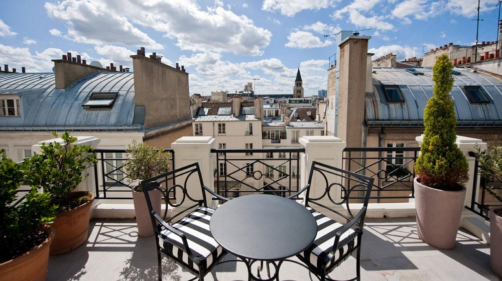 Les meilleurs h tels de charme saint sulpice paris for Paris hotel de charme