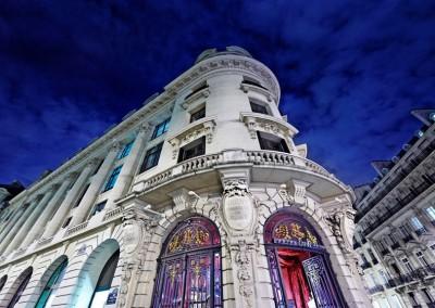 Un hôtel insolite parisien… dans une ancienne banque