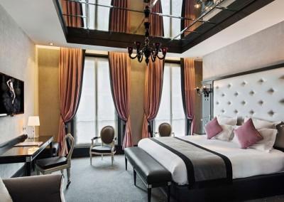 Hôtel Best Western Premier Opéra Diamond