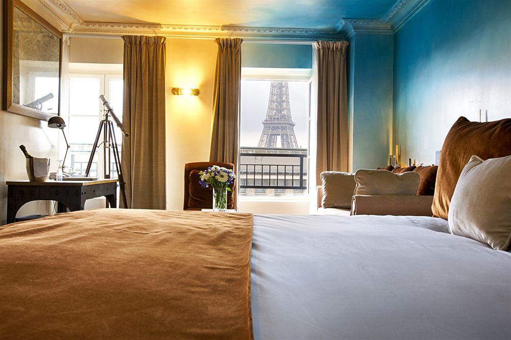 L'Hôtel Eiffel Trocadéro, intime et charmant