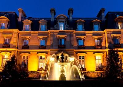 L'hôtel de luxe le plus romantique de Paris?