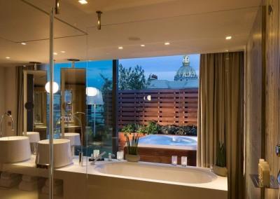 Suite Prestige avec Jacuzzi privé et Terrasse vue Eiffel