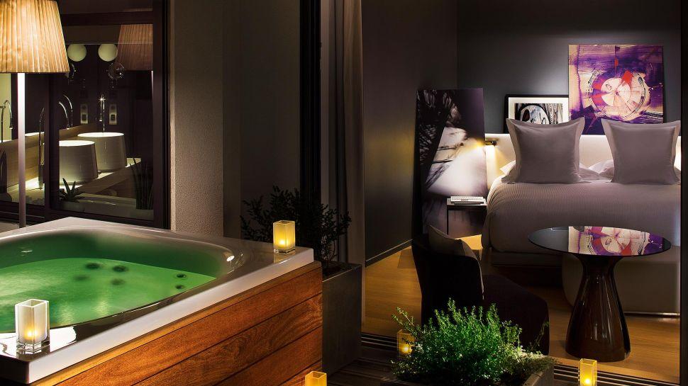 ♥ Les Meilleurs Hôtels avec Jacuzzi Privé à Paris [2019 ...