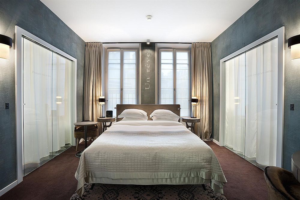 Le 1er hôtel littéraire parisien