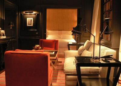 Hôtel de charme luxueux dans le 8e arrondissement de Paris