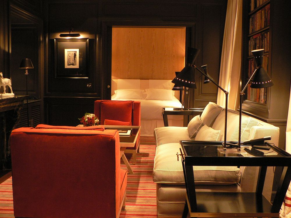 H tel de charme luxueux dans le 8e arrondissement de paris for Hotel de charme paris