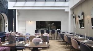 Le restaurant de l'hôtel Bachaumont