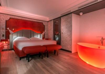 Nuit torride en musique ? Direction l'Idol Hotel Paris
