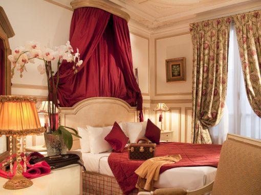 Le Charme irrésistible de l'hôtel Henri IV
