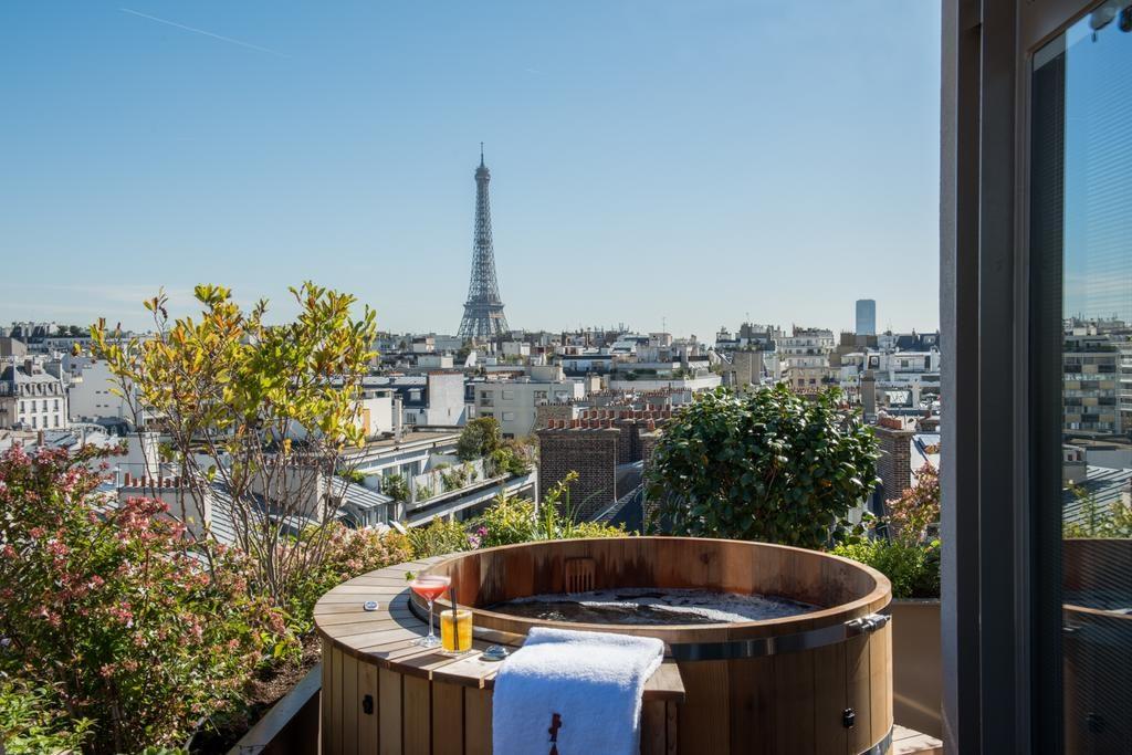 Les Meilleurs Hôtels Avec Jacuzzi Privé à Paris 2019