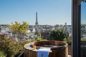 Les Meilleurs Hôtels avec Jacuzzi Privatif à Paris (en chambre ou en ...