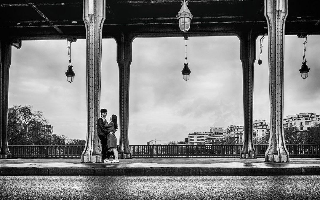 Petitguide romantique pour un séjour à Paris
