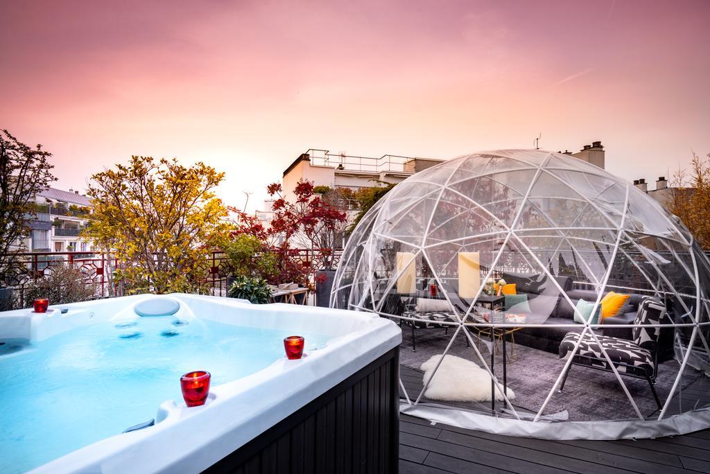 Les Meilleurs Hôtels avec Jacuzzi Privé à Paris [2019] - SexyHotelsParis
