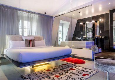 Insolite : l'hôtel de glace, le Kube Hotel Ice Bar Paris !